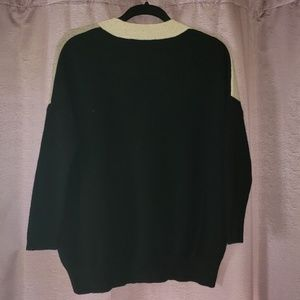 ply cashmere Sweaters - 100% Cashmere color block sweater